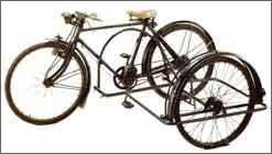 サイドカー付自転車
