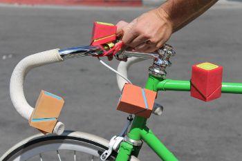 SleekSpeak: Wireless Speakers for Your Bike