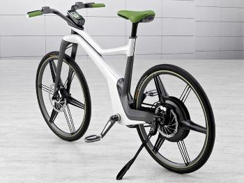 Smart electric bike, www.bikeradar.com