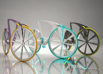 Levitation bike