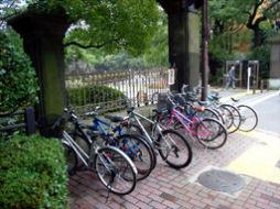 メタボや温暖化対策をする役所なのに自転車通勤禁止