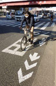 自転車ナビルート