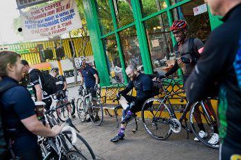 時代のトレンドは自転車通勤