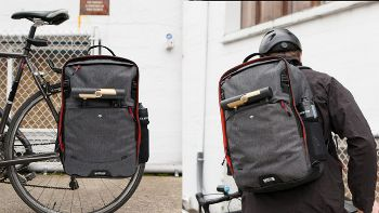 Modular Bike Backpack Kit