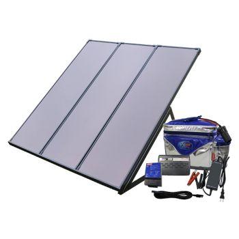 太陽光パネル非常用ソーラー電源キット