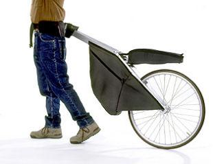 半人半自転車