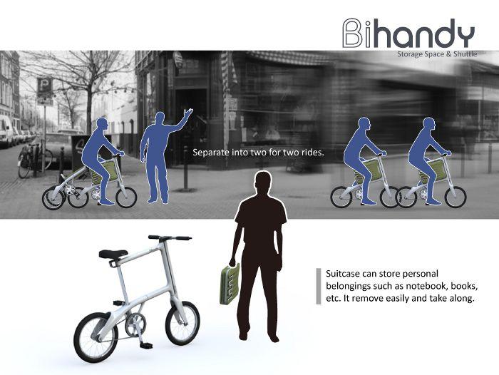 Bihandy by Chi-Ku Chen/Chieh-Ming Tsia/Yuan-Liang Yu, www.taipeicycle.com.tw
