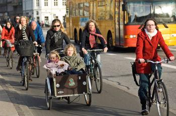 世界有数の自転車国家