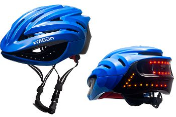 Body Sensor Bike Helmet