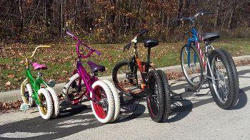 Dually Bikes