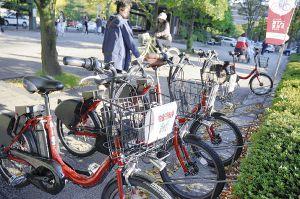 仙台市ダテバイク