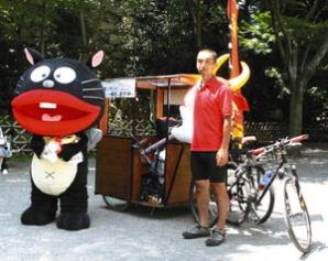 環境に優しい自転車の利用