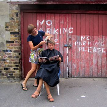 Mobile hairdresser