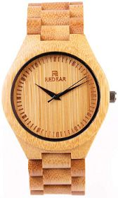 竹製腕時針