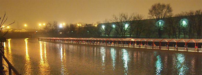 RiverRide floating pathway