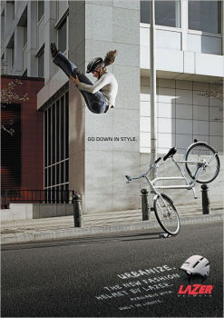 Ads from Lazer Helmets