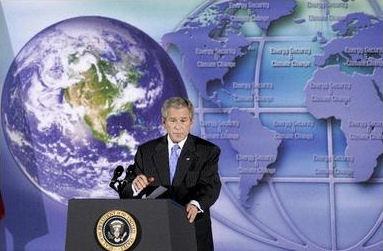 地球温暖化防止のための主要排出国会議