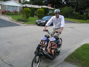cargo bikes in canada