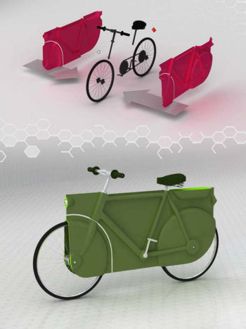 surface bicycle, www.designboom.com