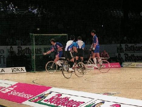 日本室内自転車競技連盟