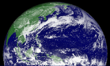 地球規模の気候変動