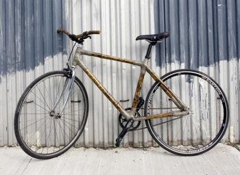 Bamboo Bike