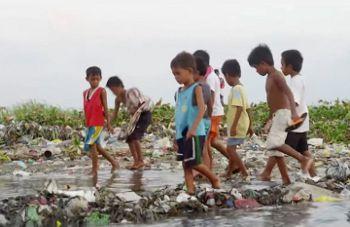 海洋プラスチック廃棄物