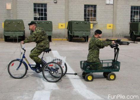 自転車兵器
