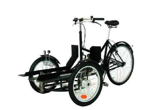 車椅子積載タイプ