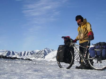 冒険サイクリスト