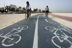 Cycle plan on track for Dubai