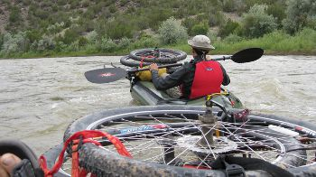 Rio Grande Bikerafting