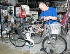 電動アシスト自転車 補助申請