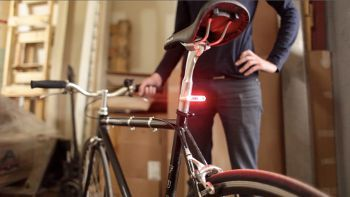 Blink / Steady - The bike light you've been waiting for.