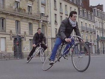 新感覚の自転車ライディング