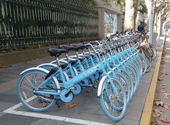 自転車シェアサービス