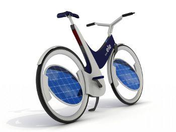"""ele"" Solar Bike"
