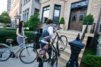 The Bicycle Friendly University program, www.bikeleague.org