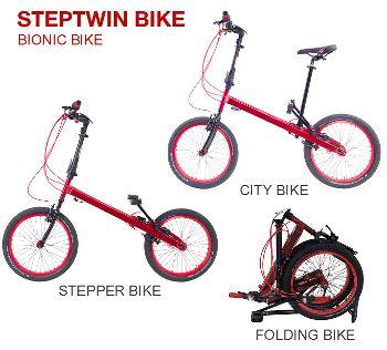 StepTwinR Bike