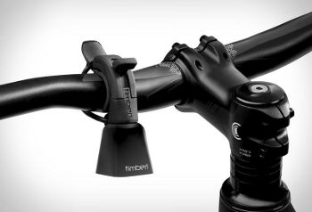 TIMBER Trail Awareness Mountain Bike Bell