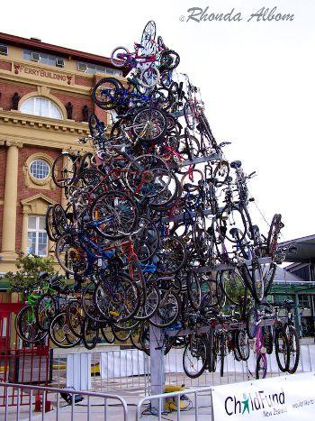 Tree of Bikes
