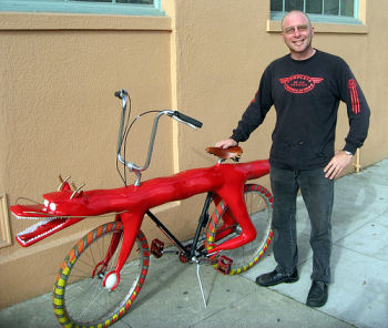 ドラゴン自転車