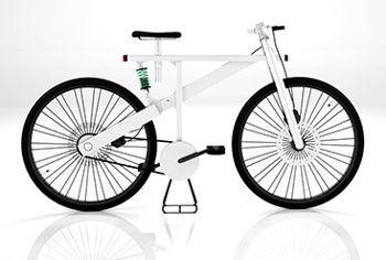Burly Bike for the Big City
