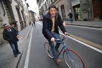 マッテオ・レンツィ元首相