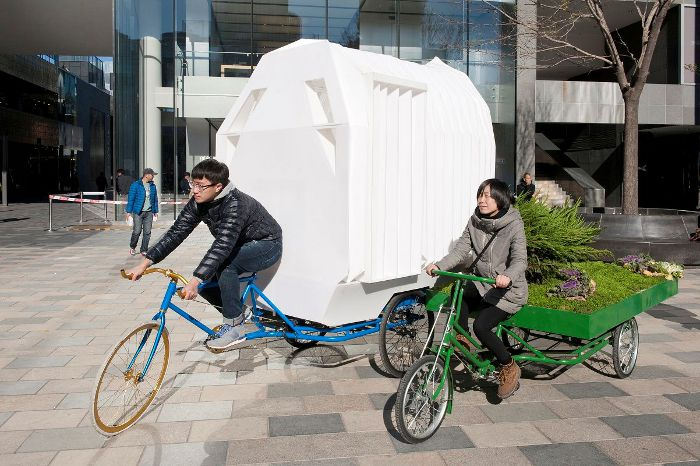 Tricycle House & Tricycle Garden, www.peoples-products.com
