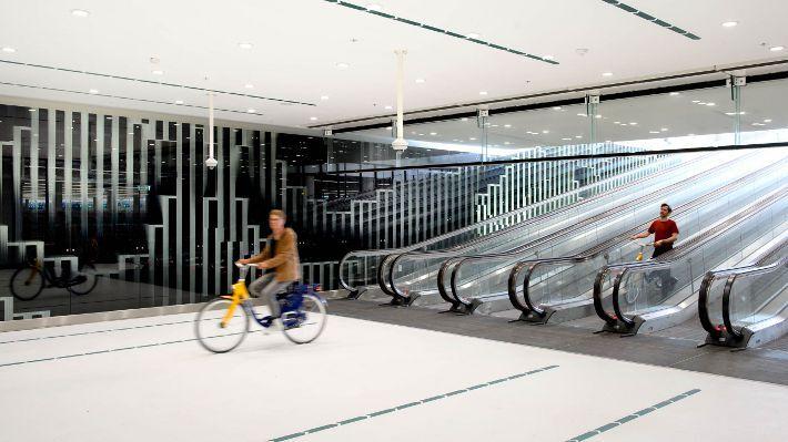 Bicycle Parking Hague