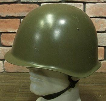 チェコ軍スチールヘルメット