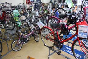 自転車、売れ行き快走 エコと健康志向が後押し