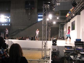ファッションショー