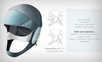FLEXIBLE HELMET